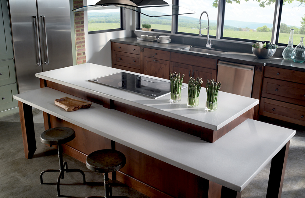 Top in Silestone - linea-Eco