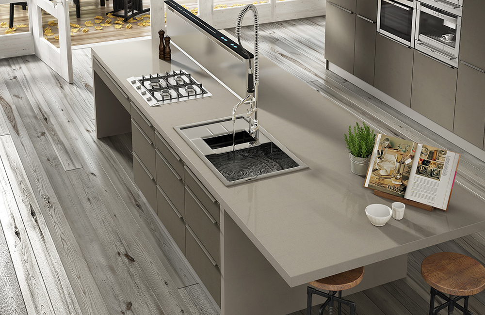 Top in Silestone - Rougui