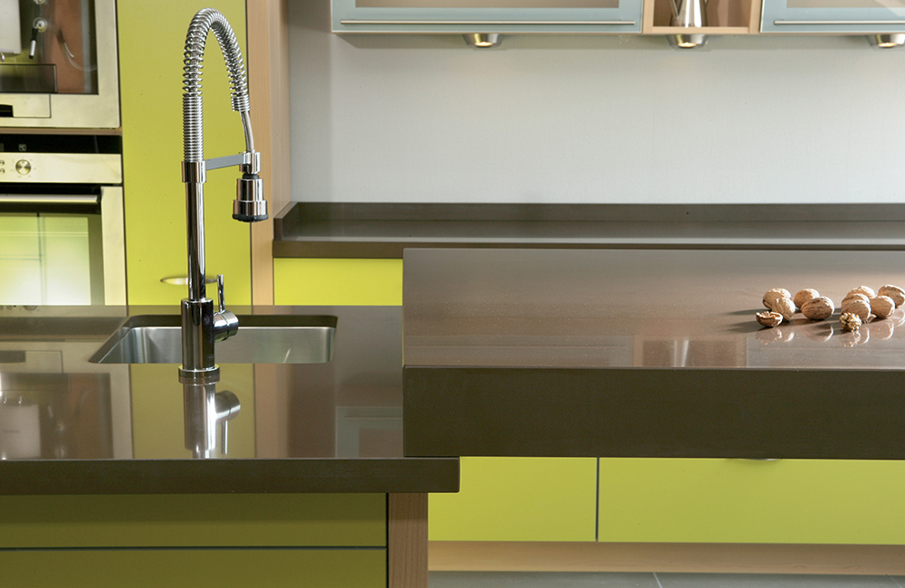 Top in Silestone serie Zen