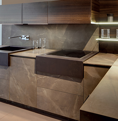 Top e ante cucina in Neolith - Pulpis