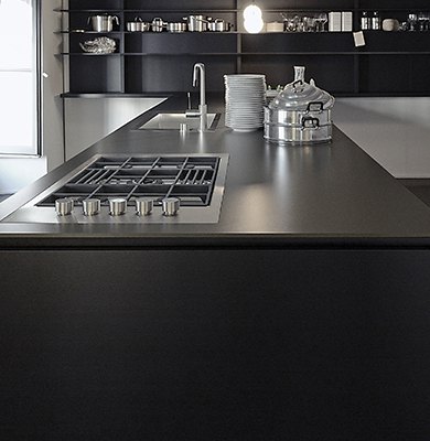 Top in Dekton - Domoos