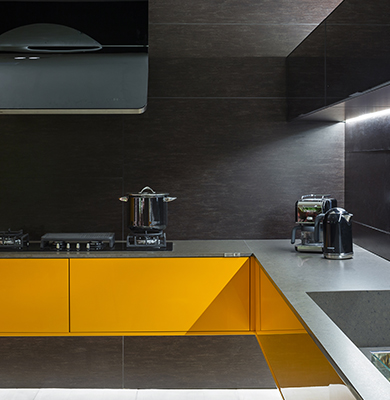 Top in Silestone - Cygnus